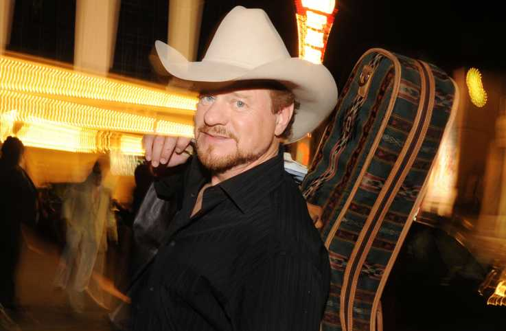 "Singer/Songwriter Paul Overstreet at The 3rd. Annual ""Mississippi GRAMMY Legacy"" Celebration at Bluesville at Horseshoe Casino on May 28, 2009 in Robinsonville, Mississippi."