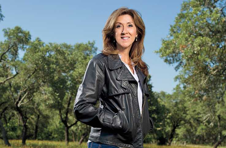 Soutwest Airlines pilot Tammie Jo Shults