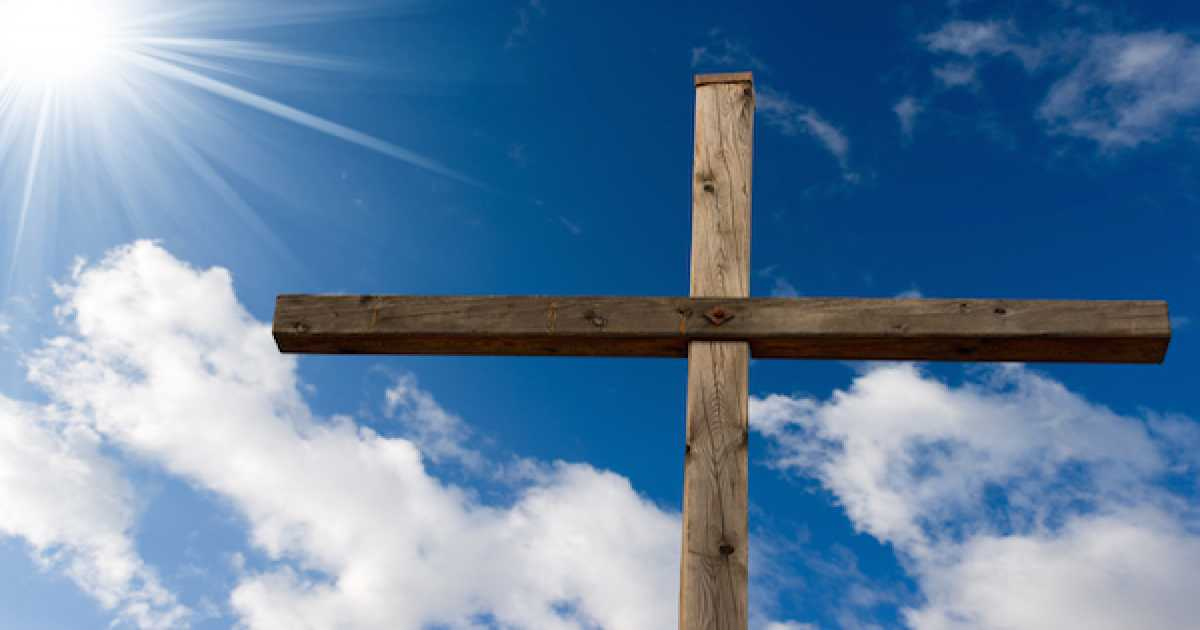 Pray the Seven Words of Jesus from the Cross