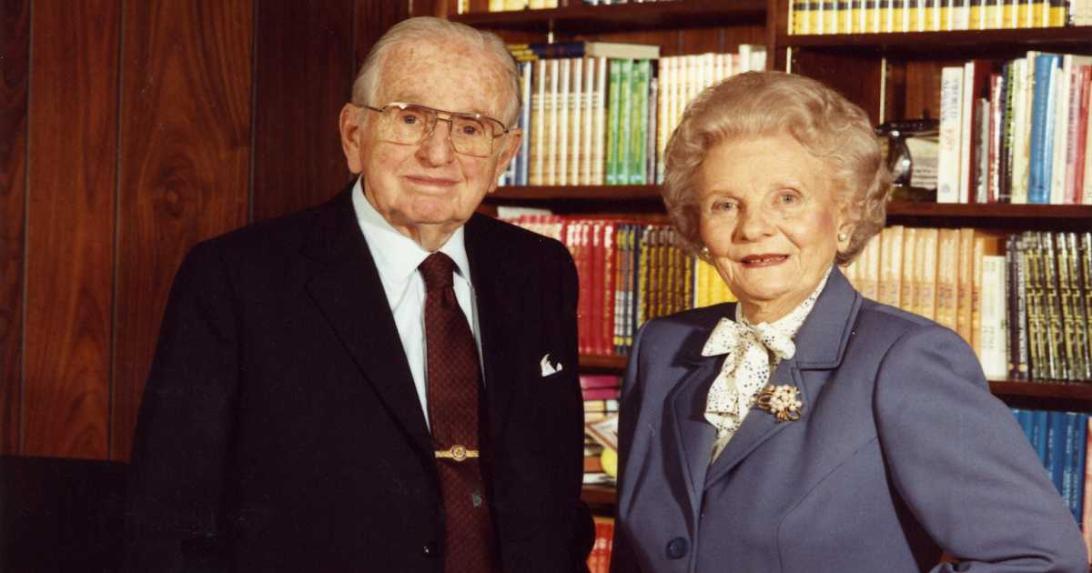 The Top 10 Things Norman Vincent Peale Taught His Granddaughter