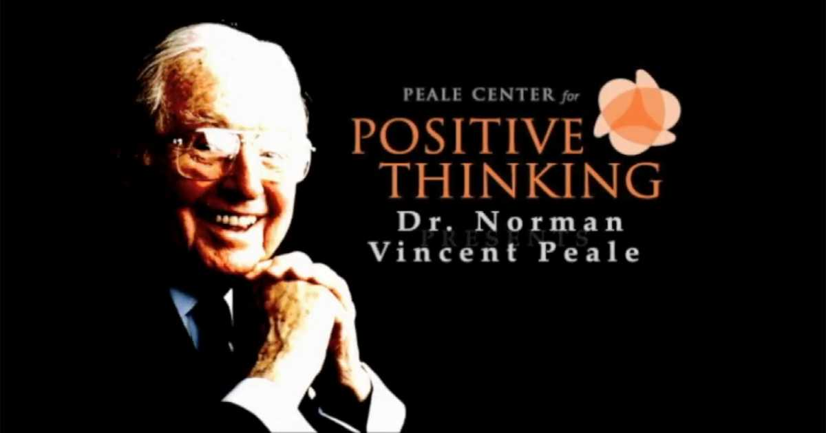 Dr Norman Vincent Peale A Celebration Of His Life And Messages