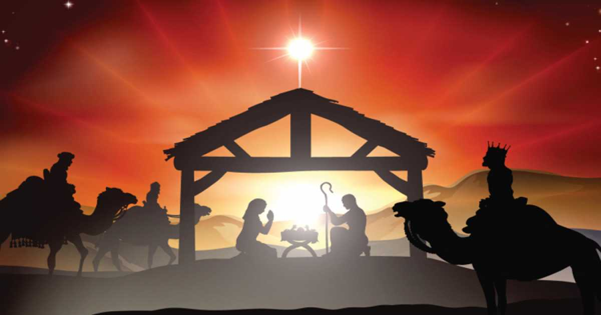 The Christmas Story in 5 Bible Passages
