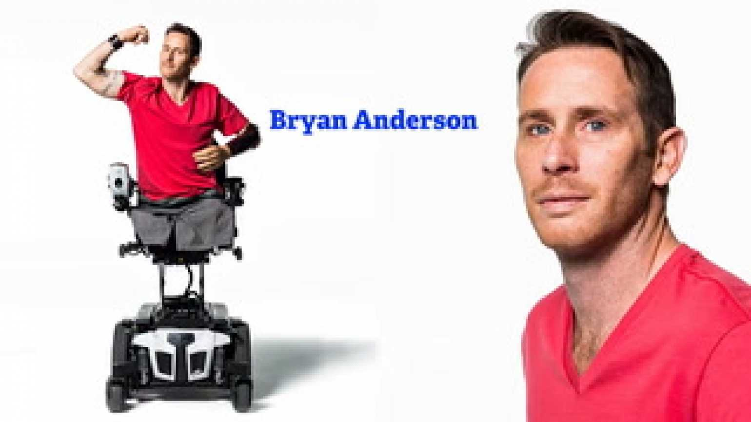 Wounded Vet Bryan Anderson Talks Overcoming Obstacles