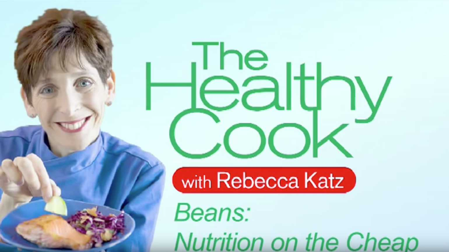 The Healthy Cook: The Benefits of Beans