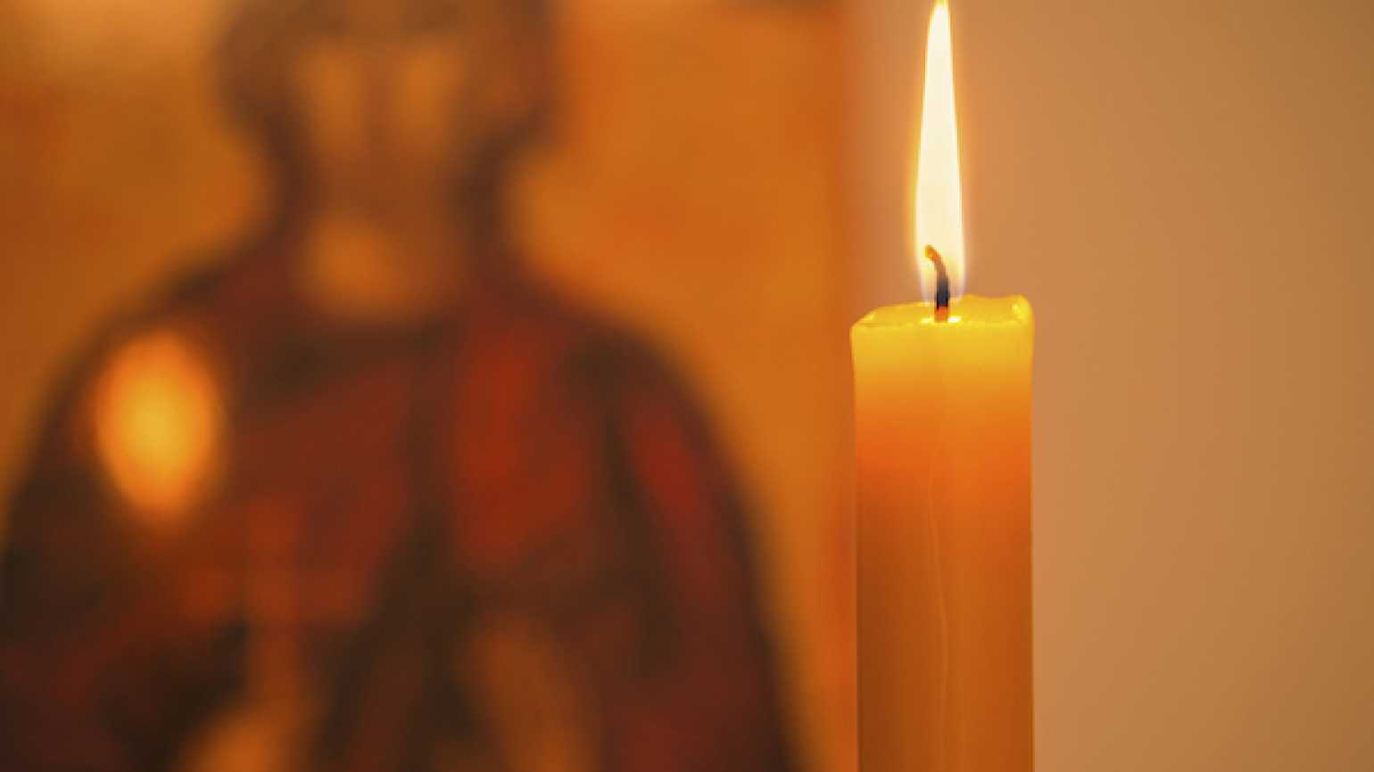 On All Saints Day, we're all saints, those who believe and struggle to grow in faith and overcome fear.