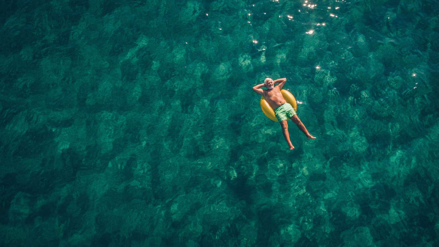 How to shift quickly into vacation mindset.
