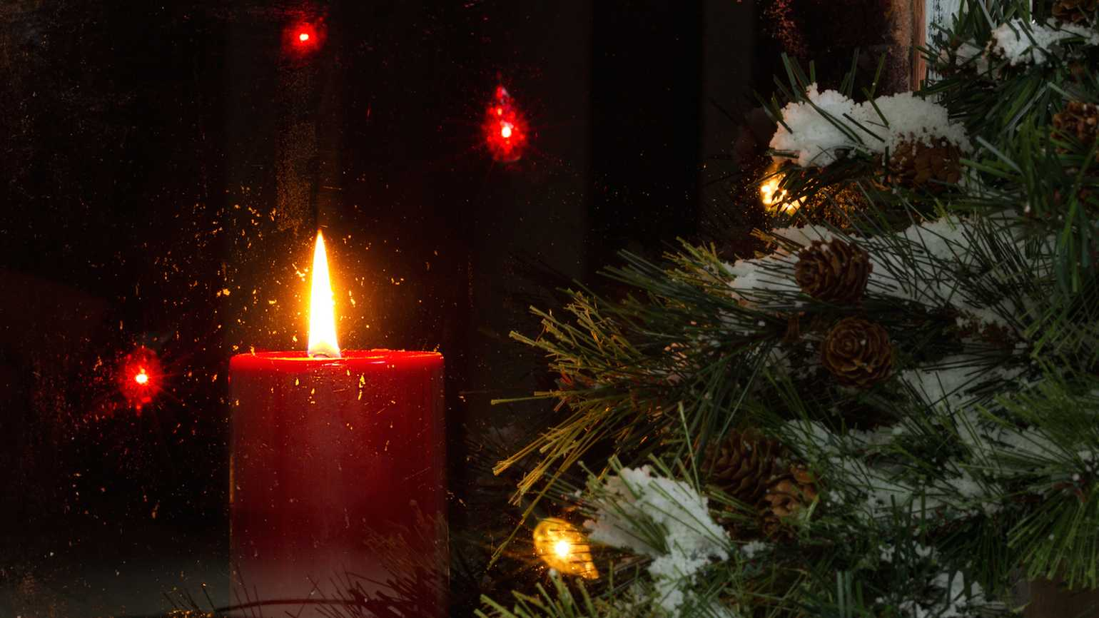 A prayer for those suffering at Christmas