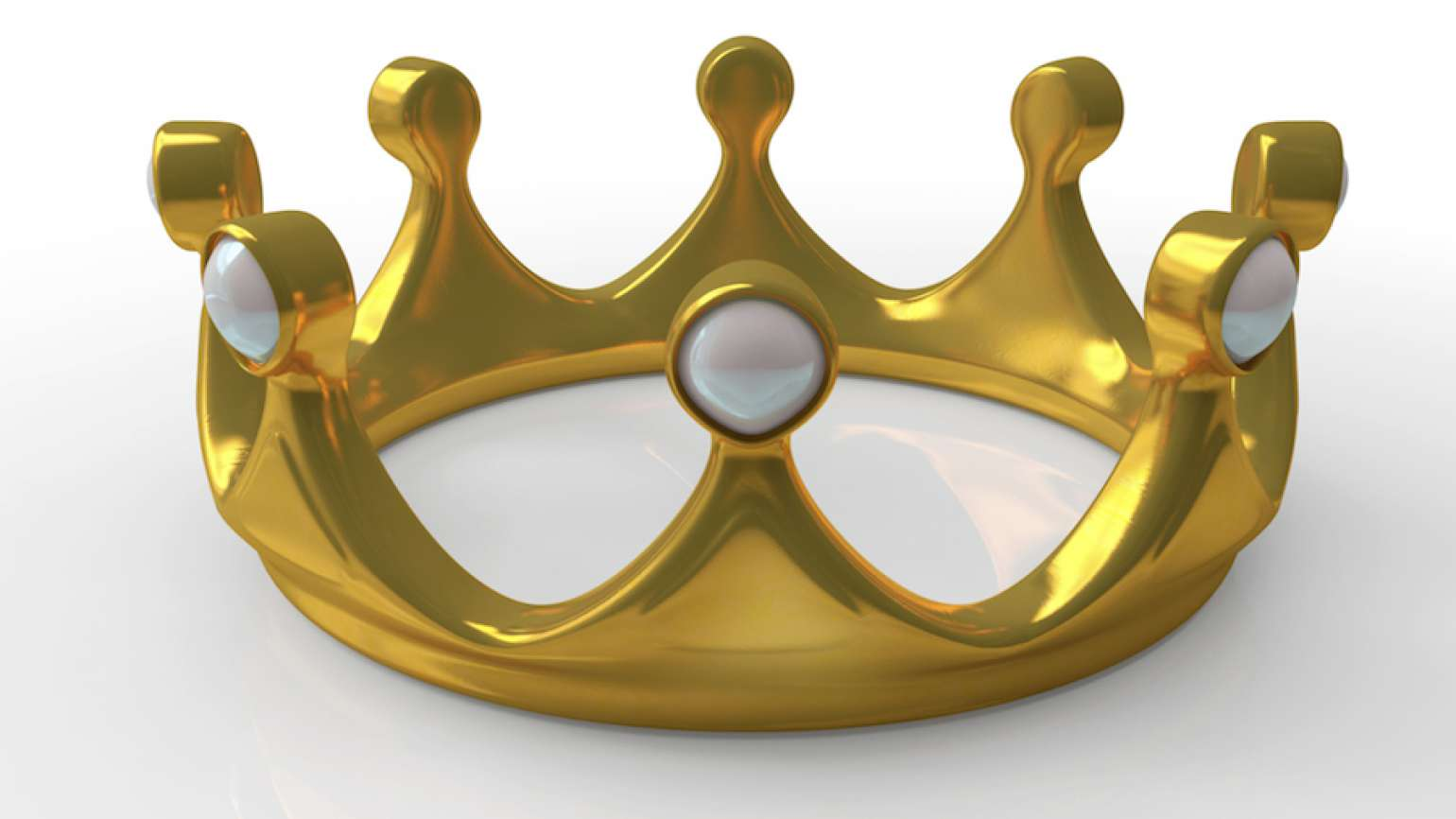 Photo of a crown by ivan_7316, Thinkstock.