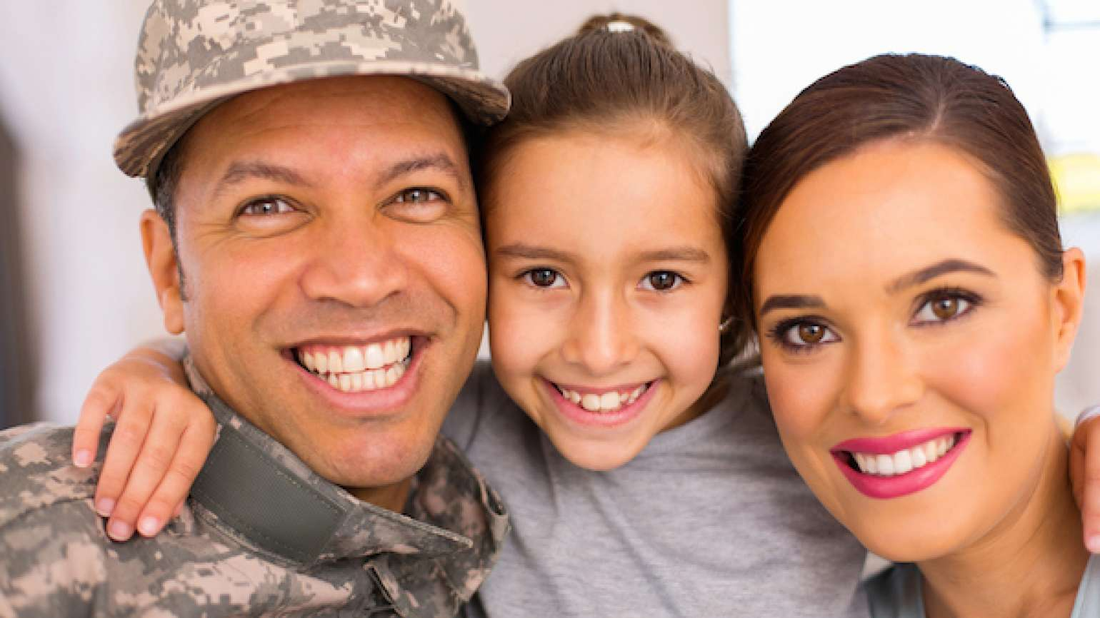 10 lessons learned in a military family