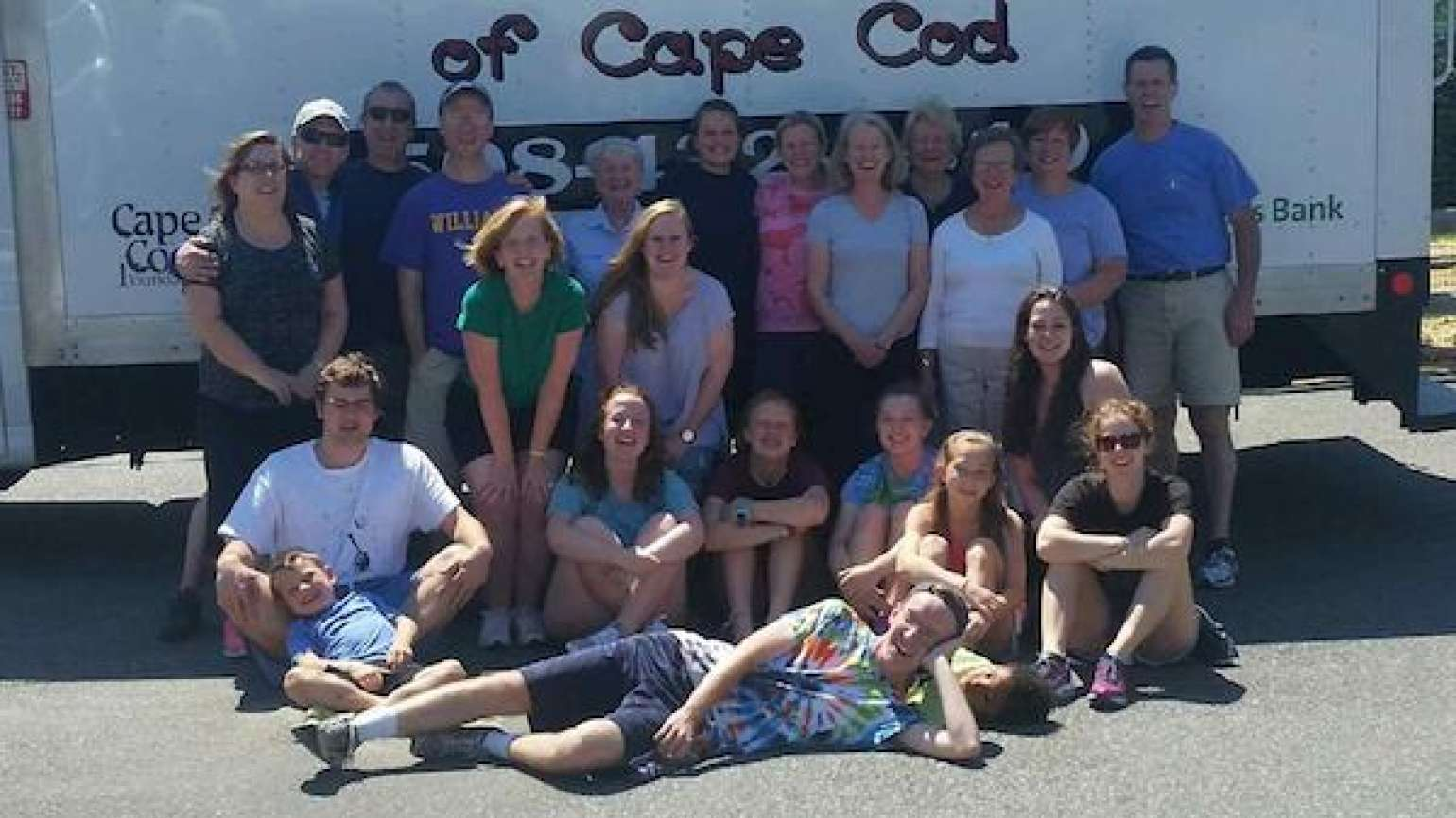 The family of Dr. Norman Vincent Peale gathers for a reunion and to do good works for The Pantry of Cape Cod.