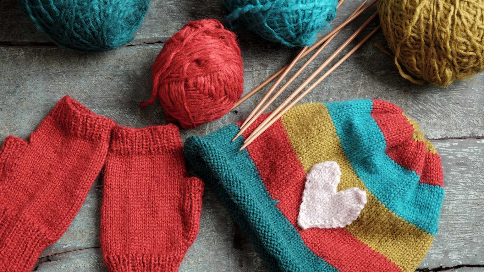 Knitting as love