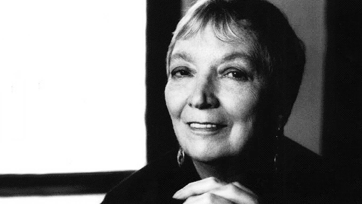 MADELEINE L'ENGLE, author, circa 2000. Credit:  © Shaw/Everett Collection