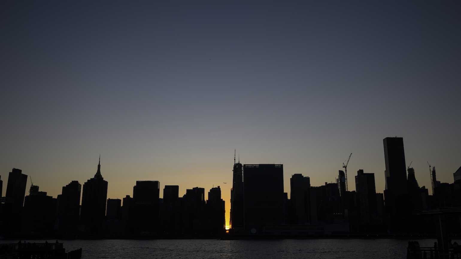 Power outage in New York