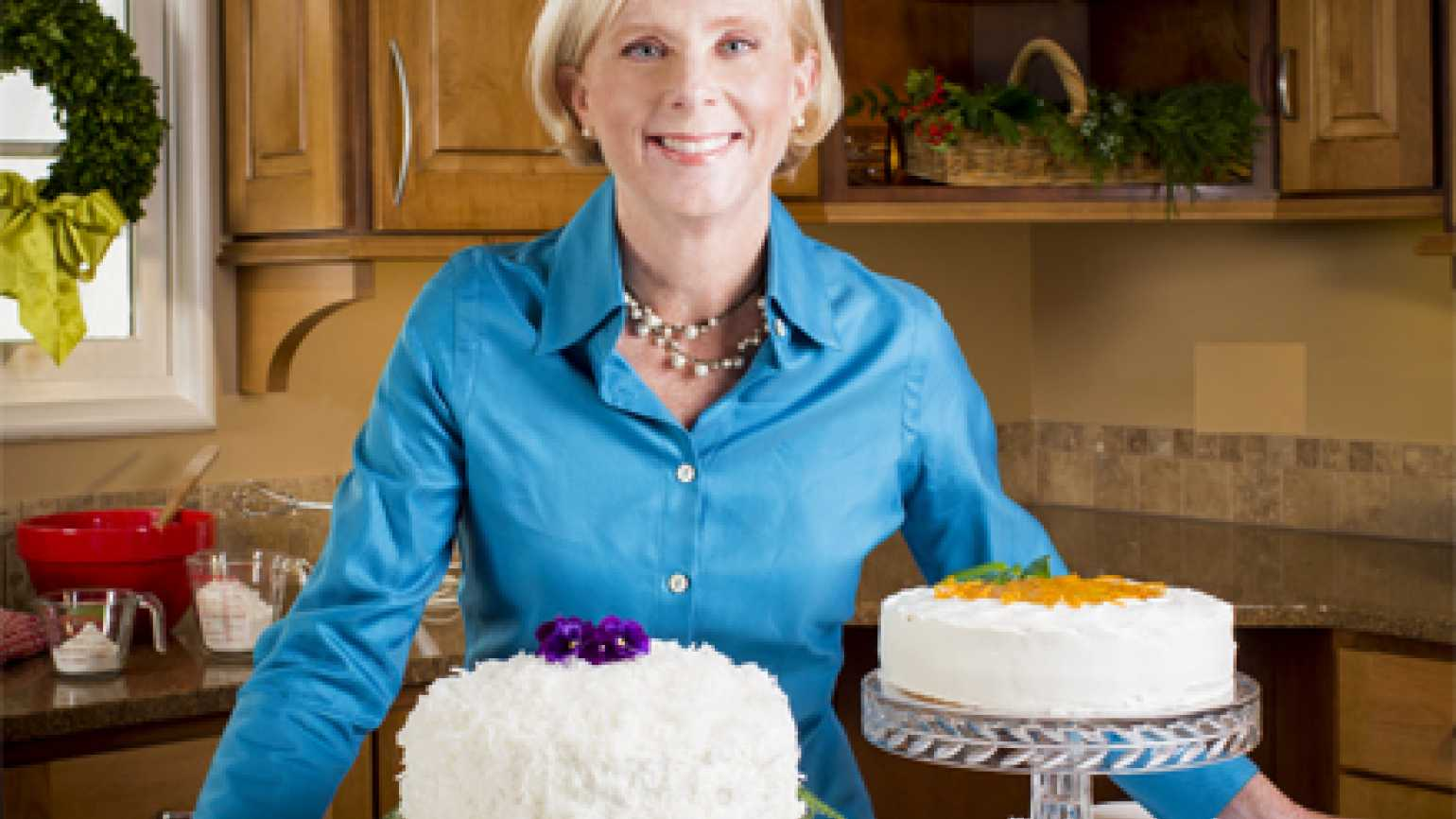 Anne Byrn: The Cake Mix Doctor