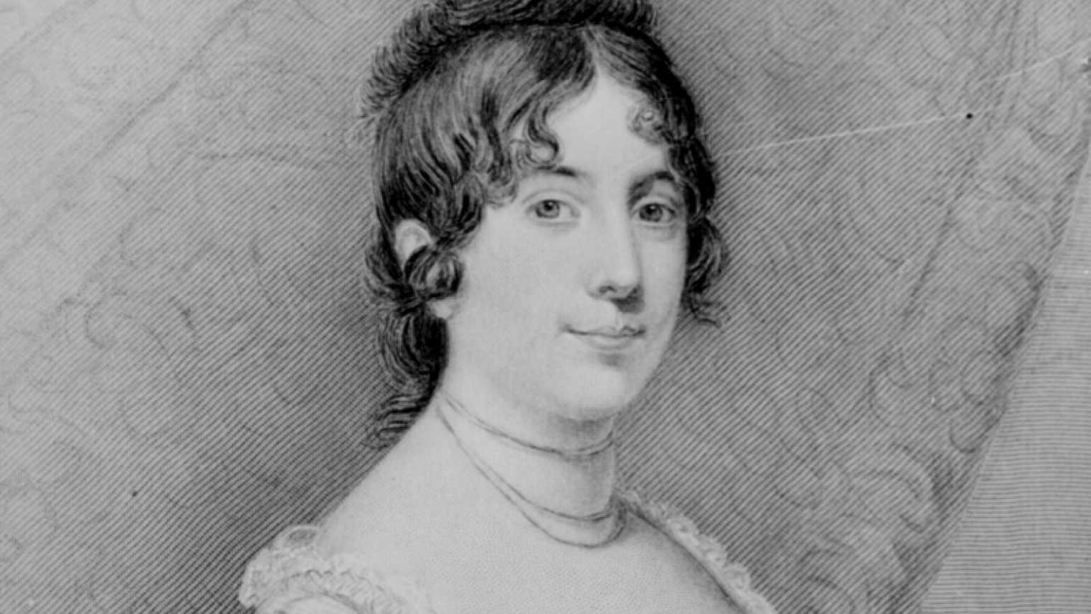 "Dolley Madison, the first ""First Lady"""