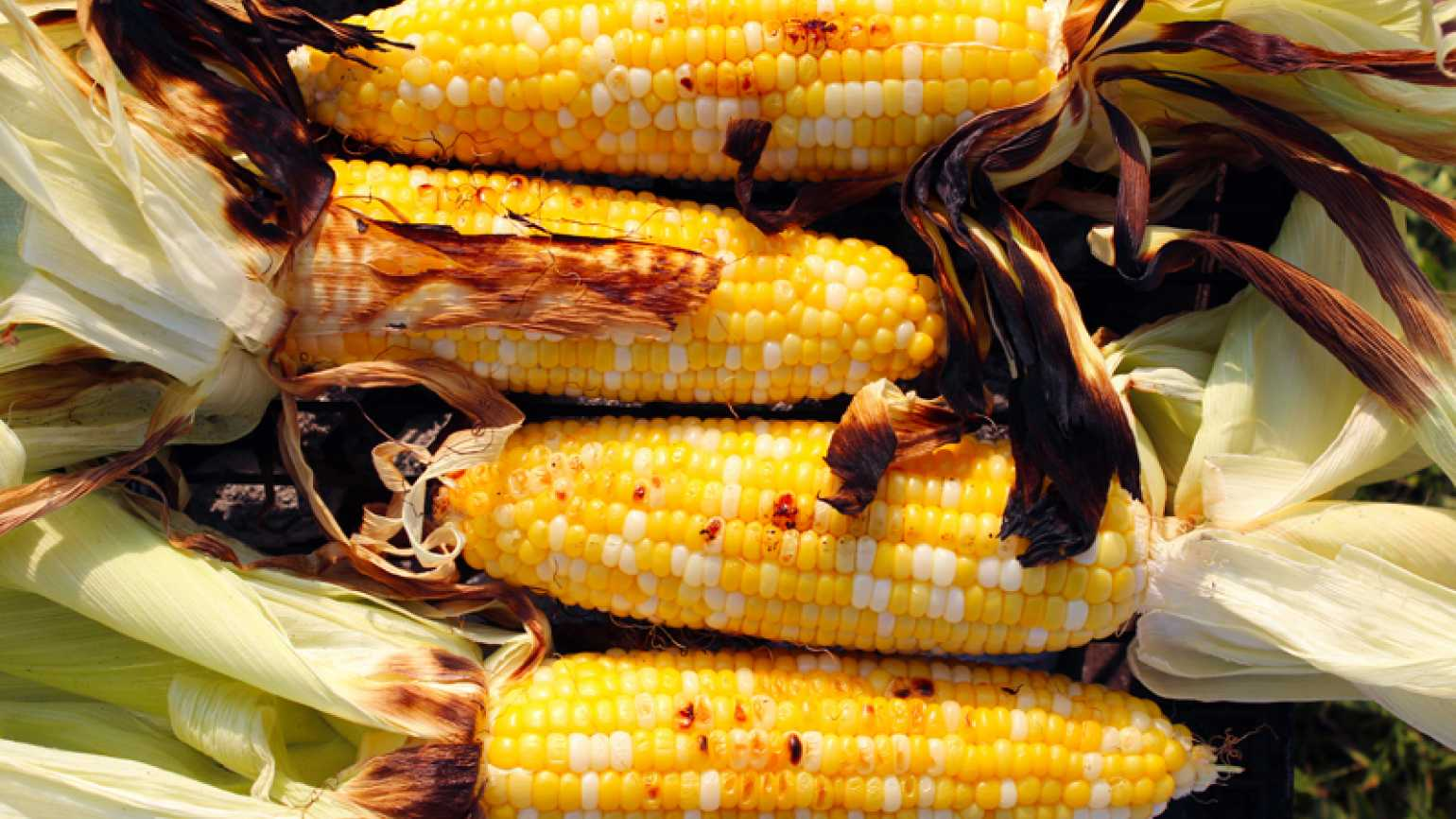 Grilled Corn from Bobby Flay