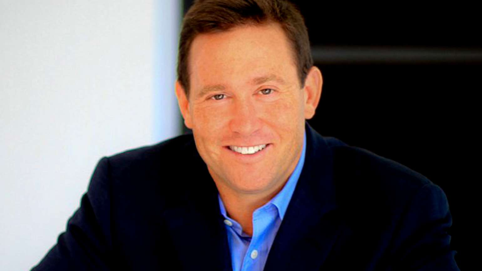 Author and motivational speaker Jon Gordon