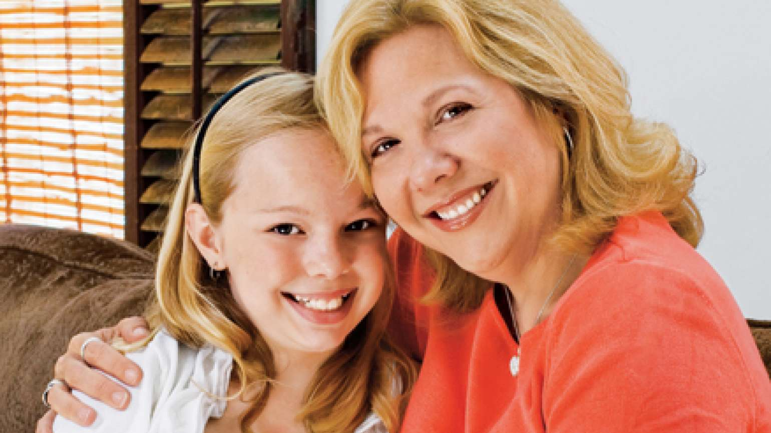Laurie Spence and her daughter Mary Ellen