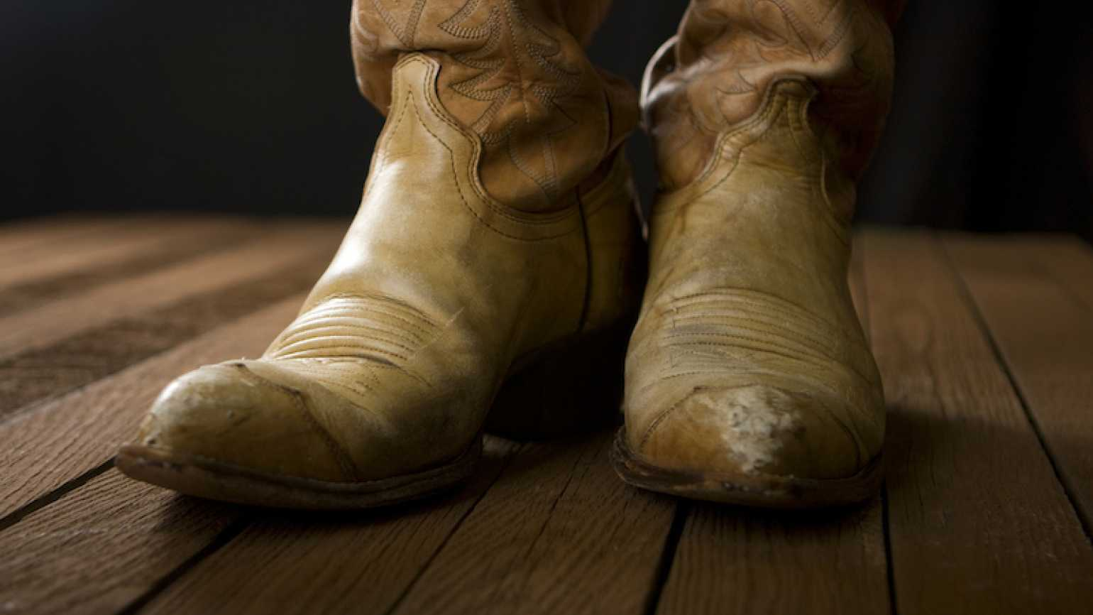 Cowboy boots. Photo by Jerry Hetrick, Thinkstock.