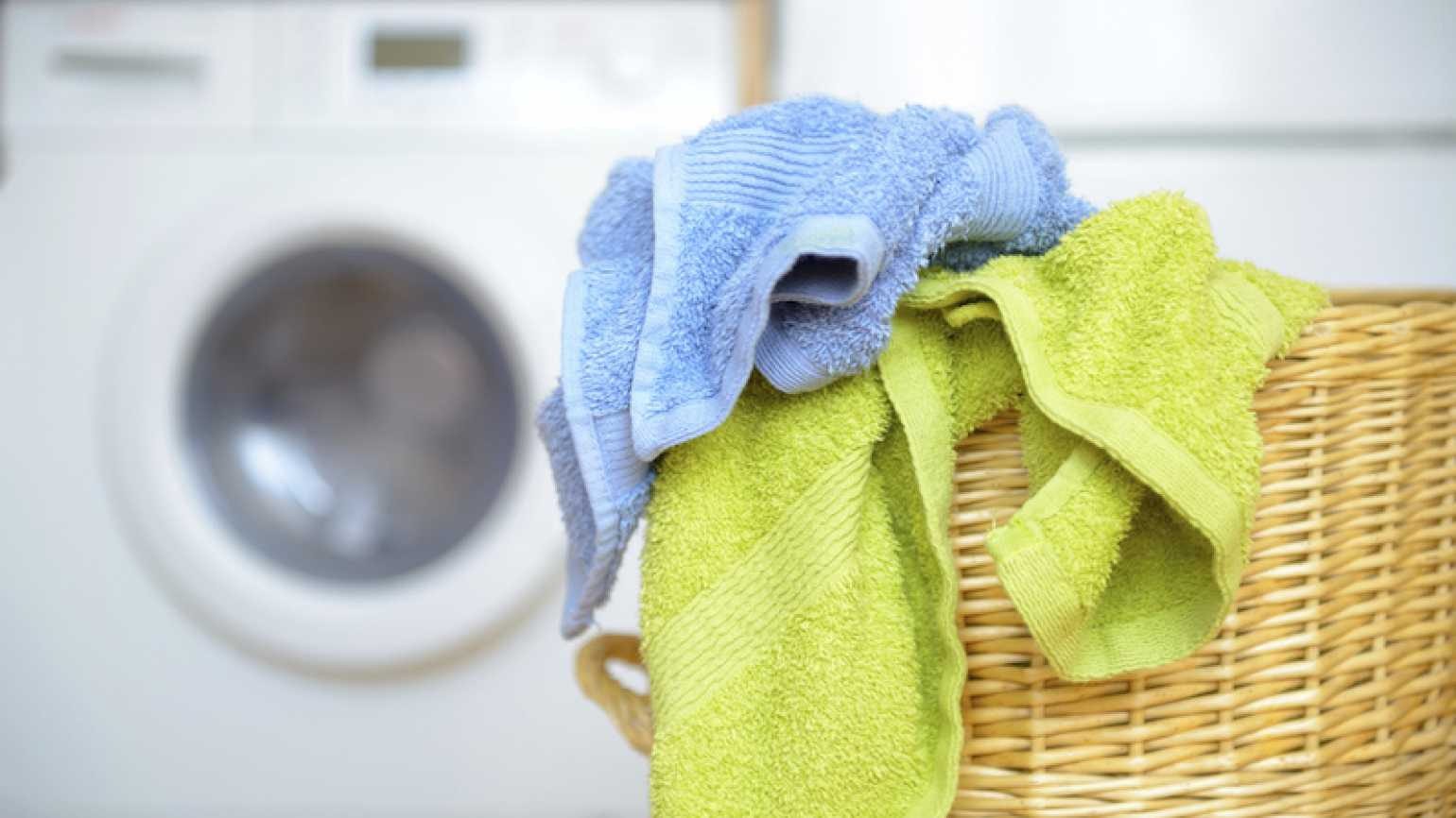 A laundry basket. Photo by humonia, Thinkstock.