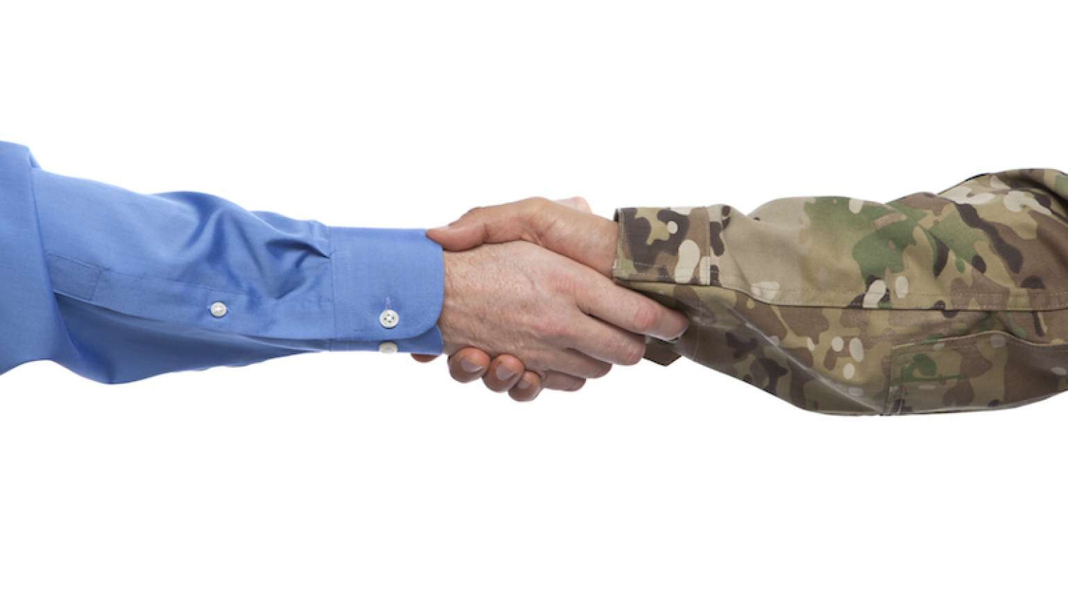 10 ways to thank a veteran. Photo by Videodet for Thinkstock.