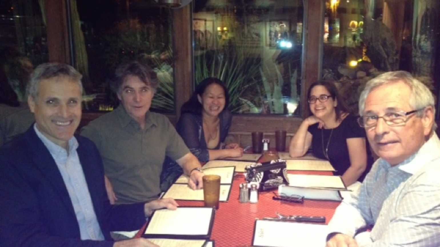 Guideposts and Mysterious Ways editors in Tucson for the Writers Workshop