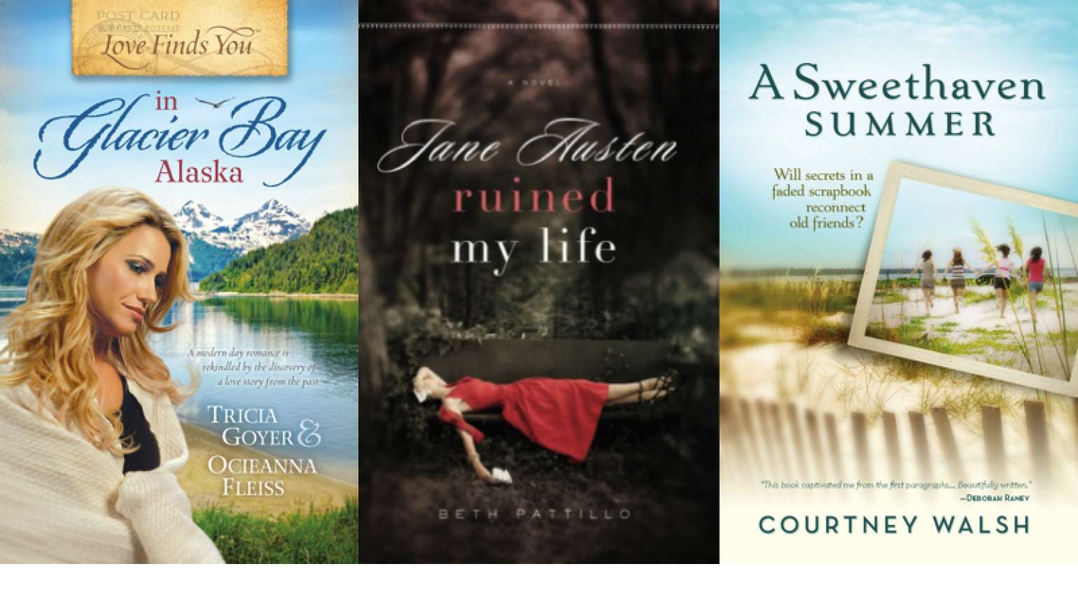 Summer reading list from Guideposts Books