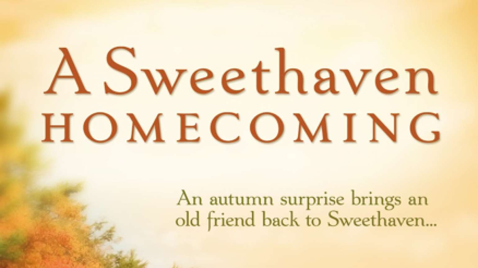 The cover of A Sweethaven Homecoming, by Courtney Walsh