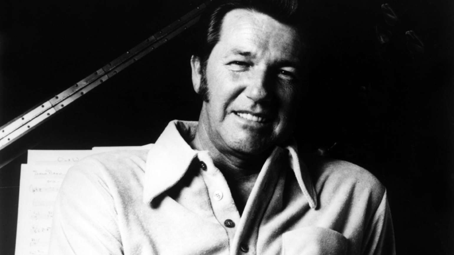 Floyd Cramer, Country Music Hall of Fame pianist