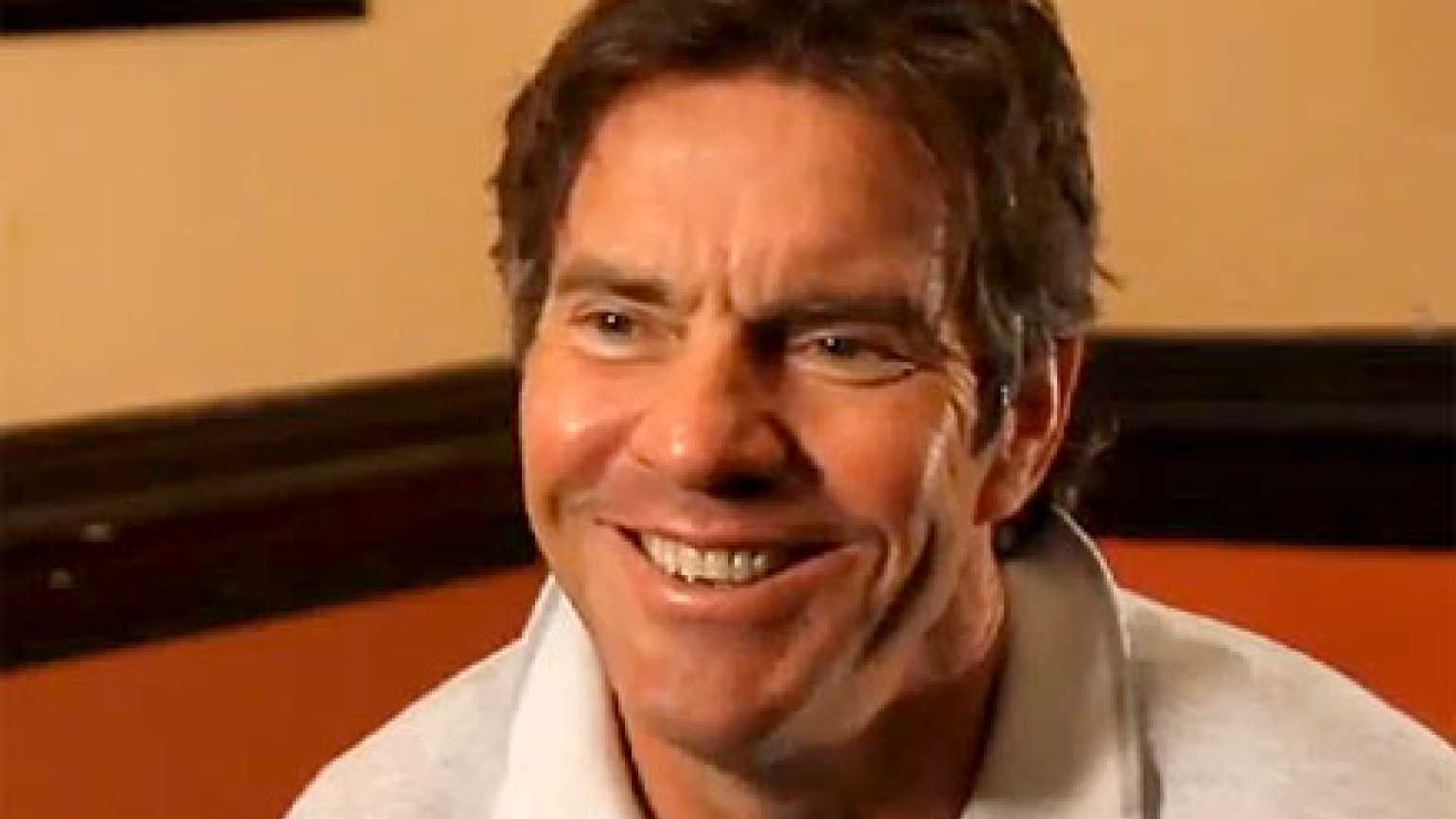 Actor Dennis Quaid speaks about the role faith plays in his life and career.
