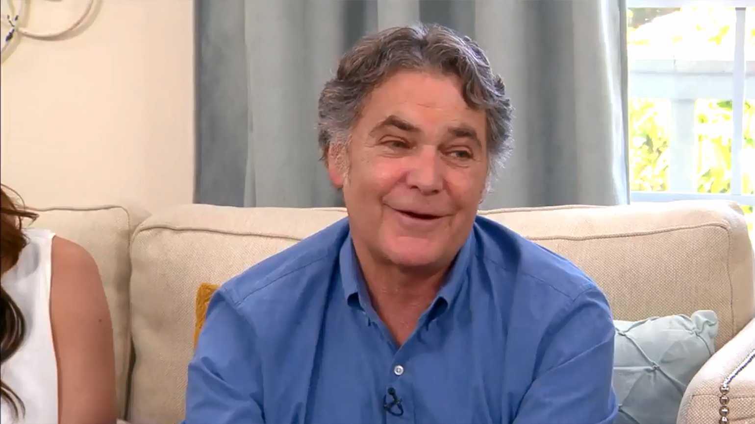 Edward Grinnan discusses his book, Always by My Side, on the Hallmark Channel's Home and Family