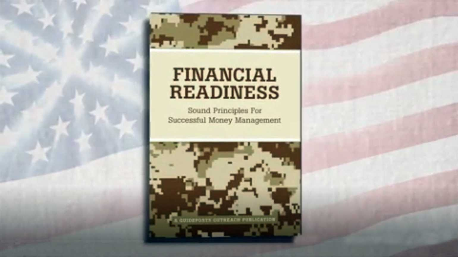 Guideposts' Financial Readiness booklet