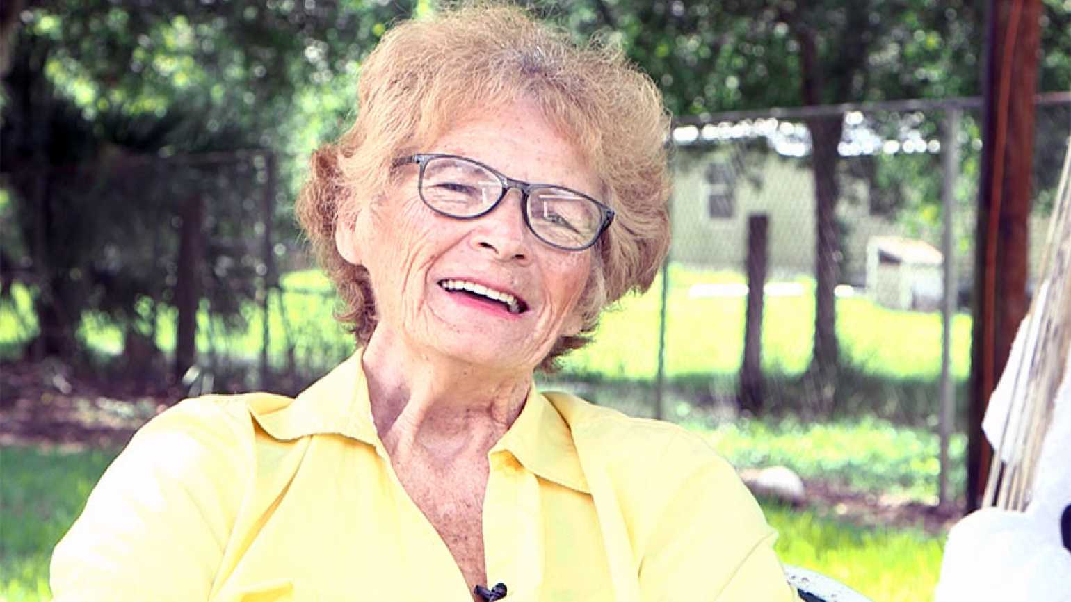 Mary Ann Franco was blind for 21 years. Listen as she talks about the miracle that restored her eyesight and what it's like to see again.
