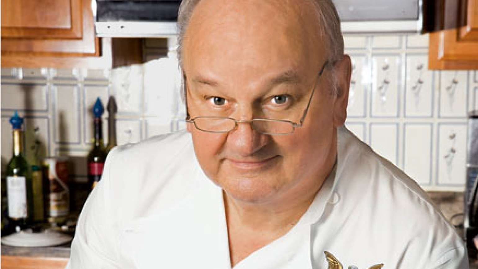 Roland Mesnier, White House pastry chef