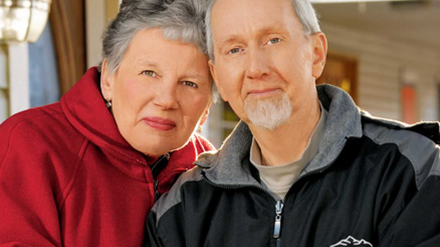 Sue and Vince Smith