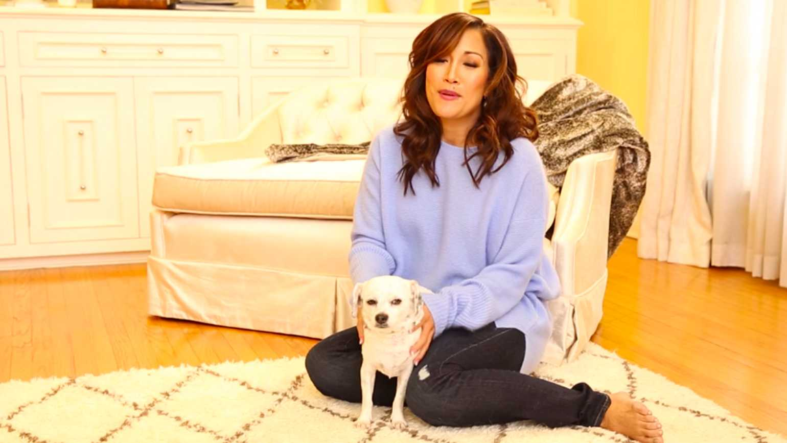 Guideposts Chats with Carrie Ann Inaba on Her Love of Animals