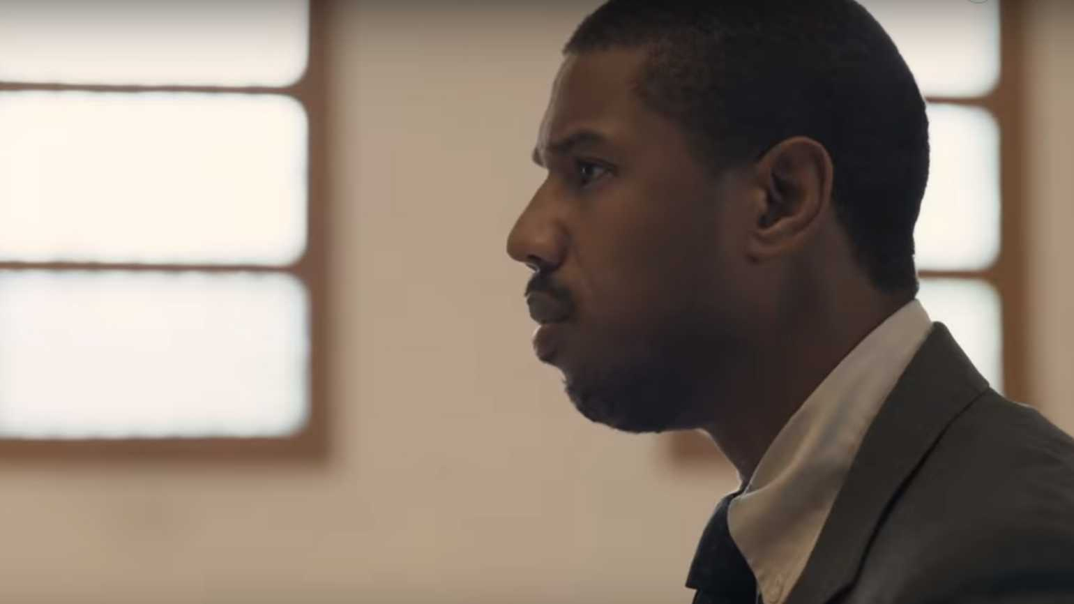 Michael B. Jordan Shine in 'Just Mercy' Trailer
