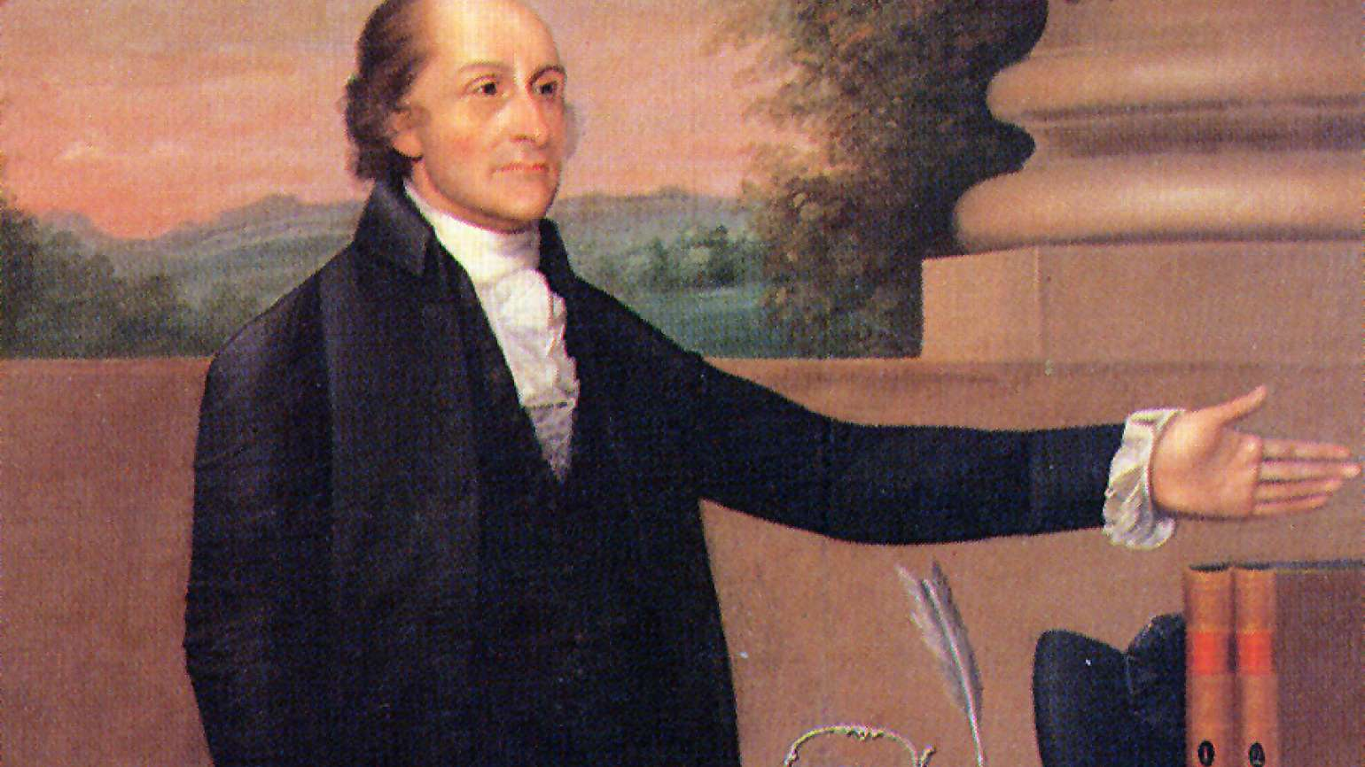 Guideposts: John Jay, second president of the American Bible Society