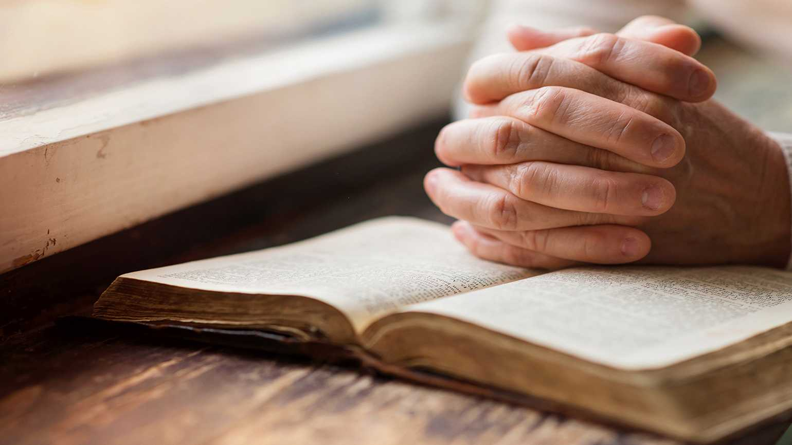 14 Bible Verses for Anxiety