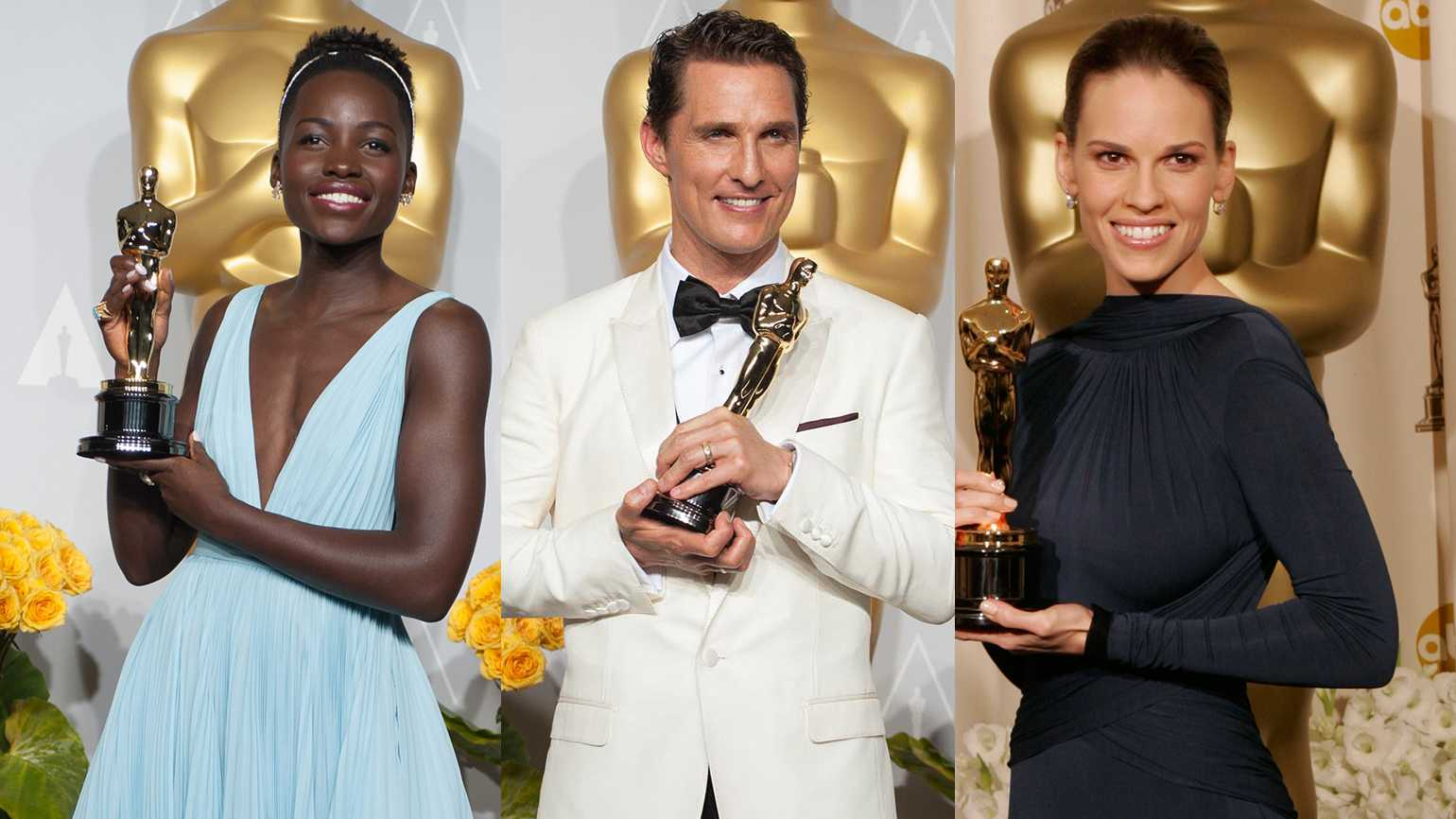 5 Most Inspiring Oscar Speeches of All Time Inspiration entertainment