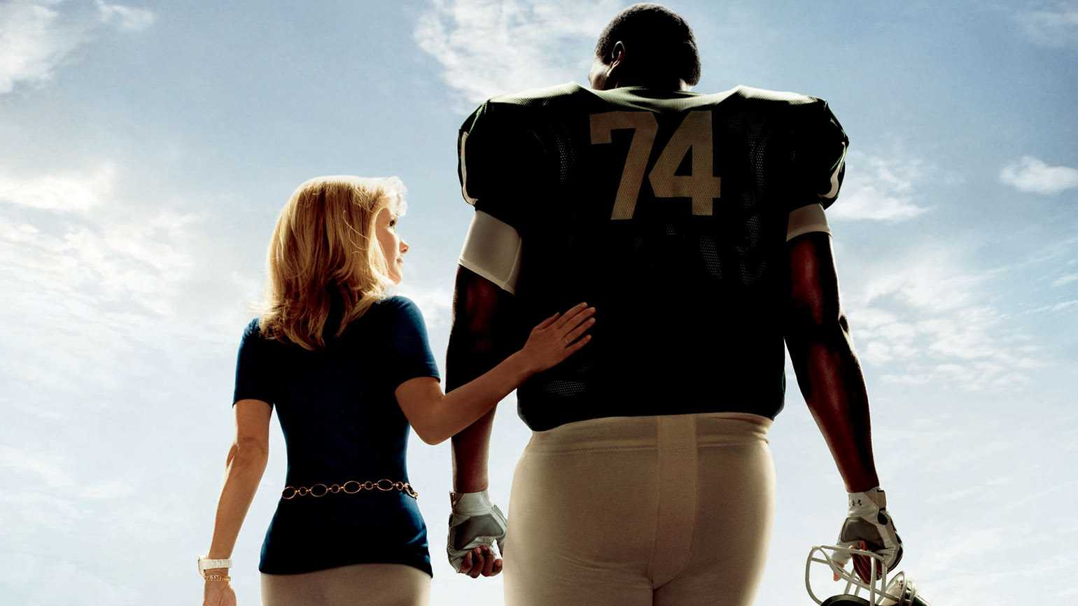 Film poster for The Blind Side (2009)