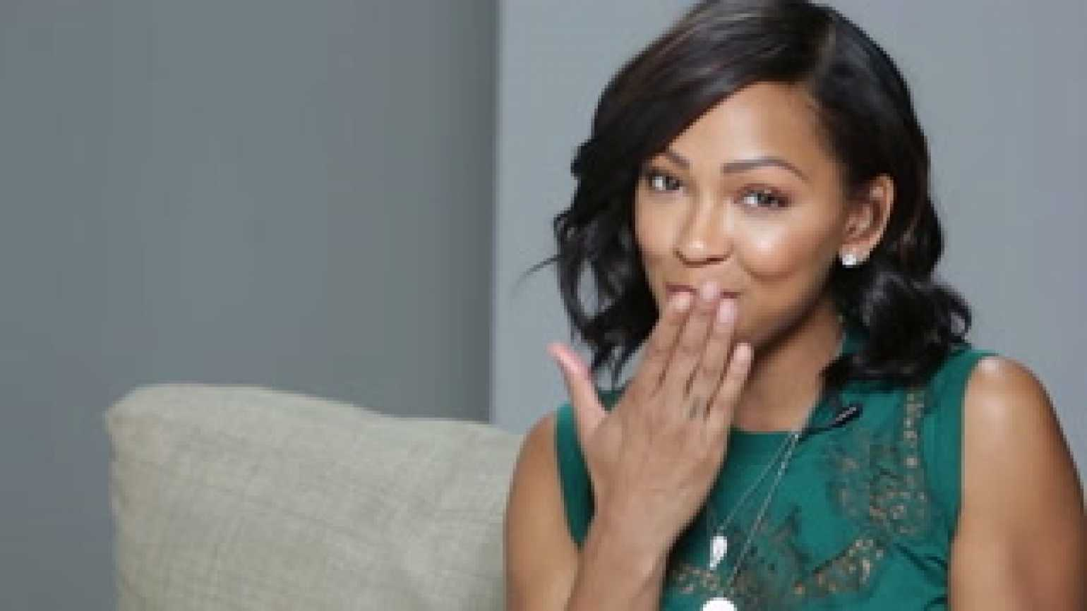 Guideposts Chats with Meagan Good on Marriage, Faith and Prayer
