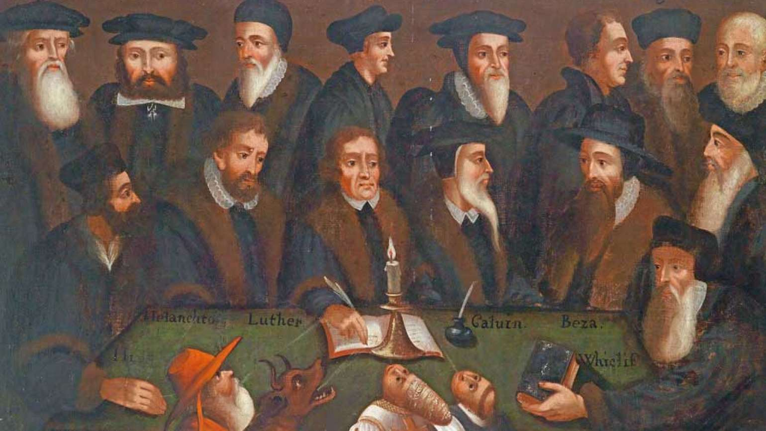 Reformation Sunday, 5 Things You Didn't Know about The Reformation, Guideposts