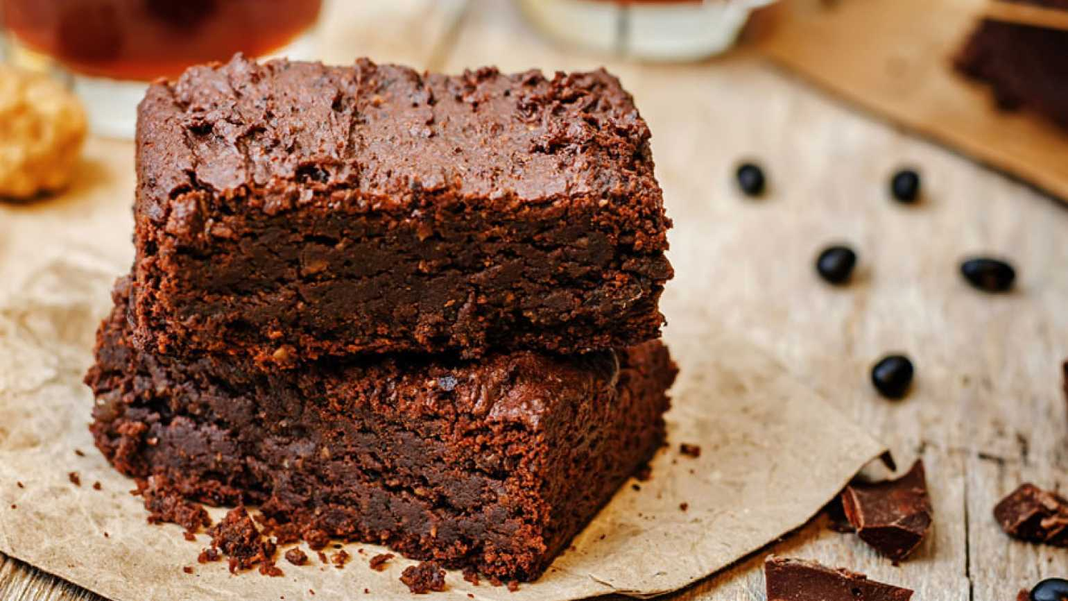 Guideposts: Black Bean Brownies