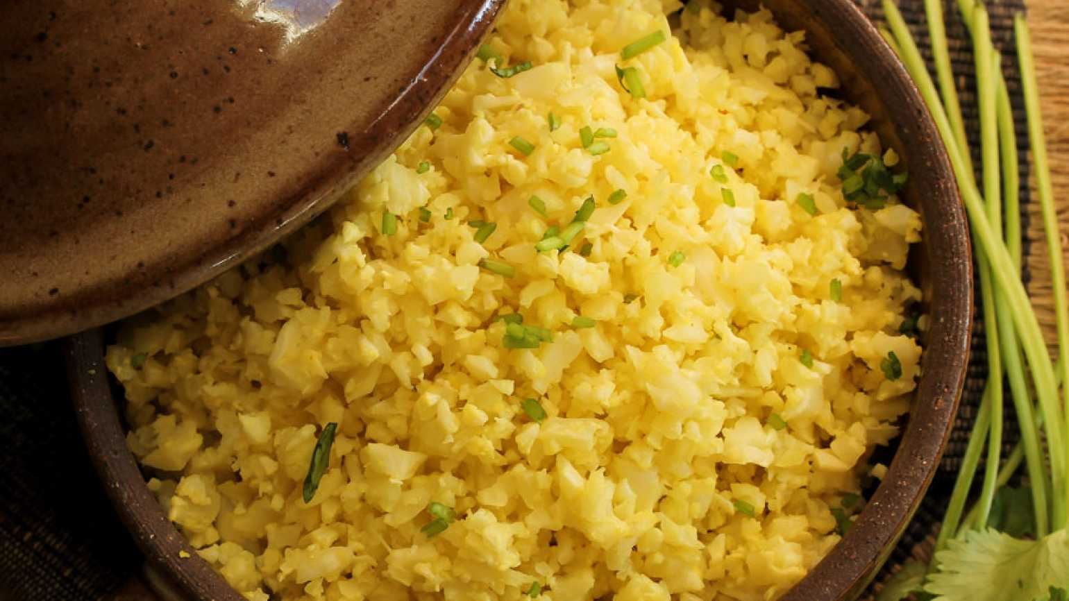 Guideposts: Cauliflower Rice