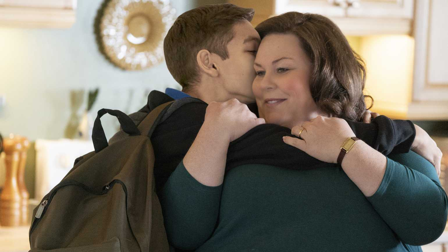 Chrissy Metz in 'Breakthrough'