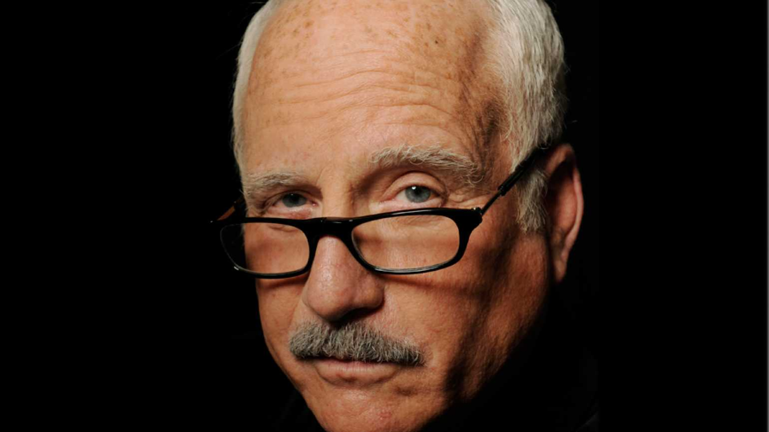 Actor Richard Dreyfuss received a very myserious visitor while in substance abuse recovery.