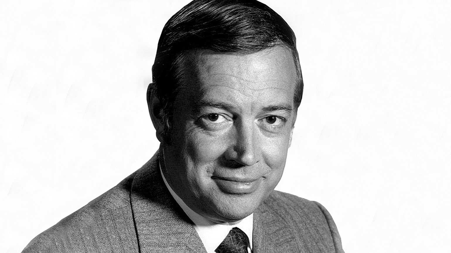 Legendary broadcaster Hugh Downs