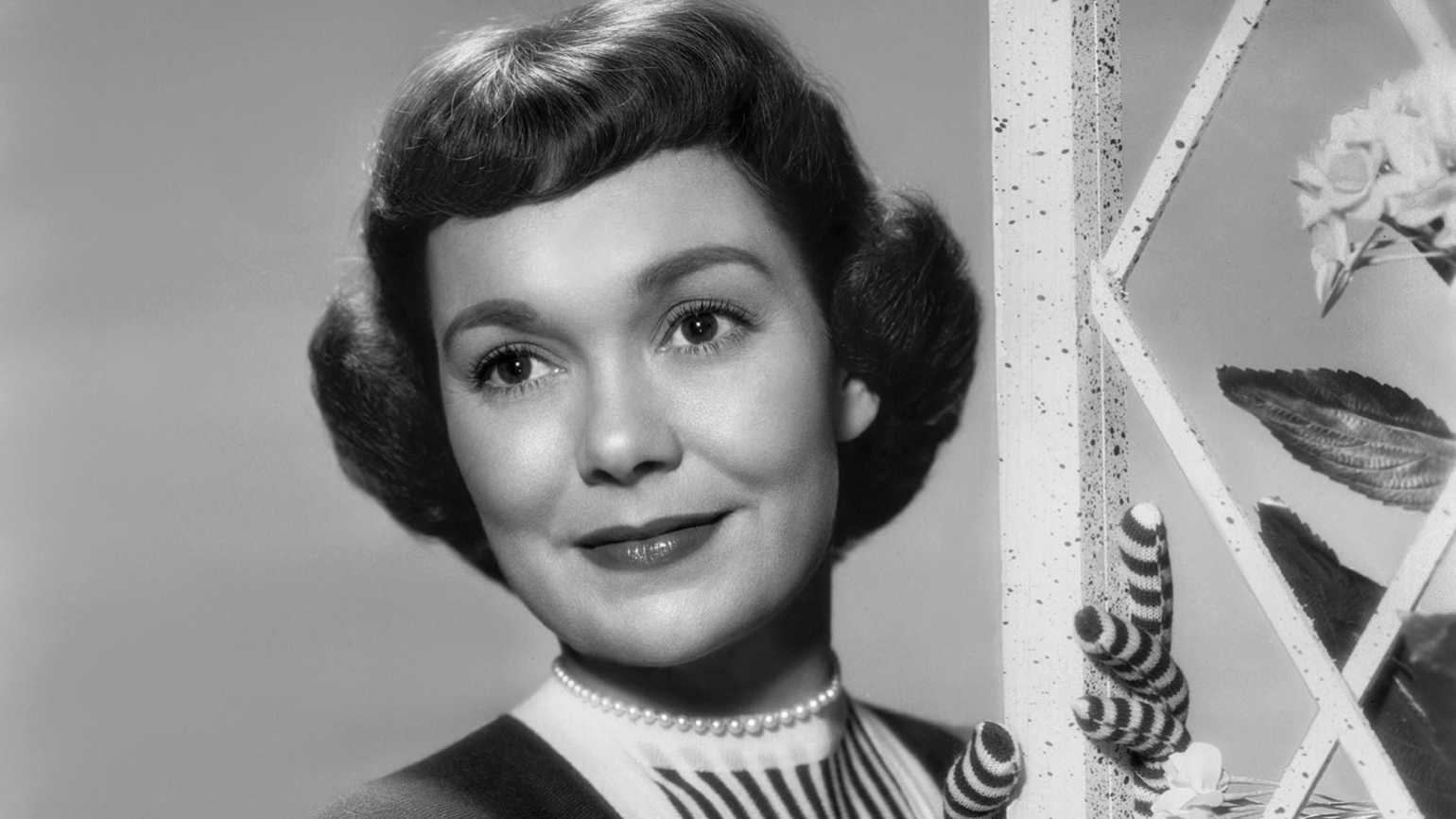 Actress Jane Wyman