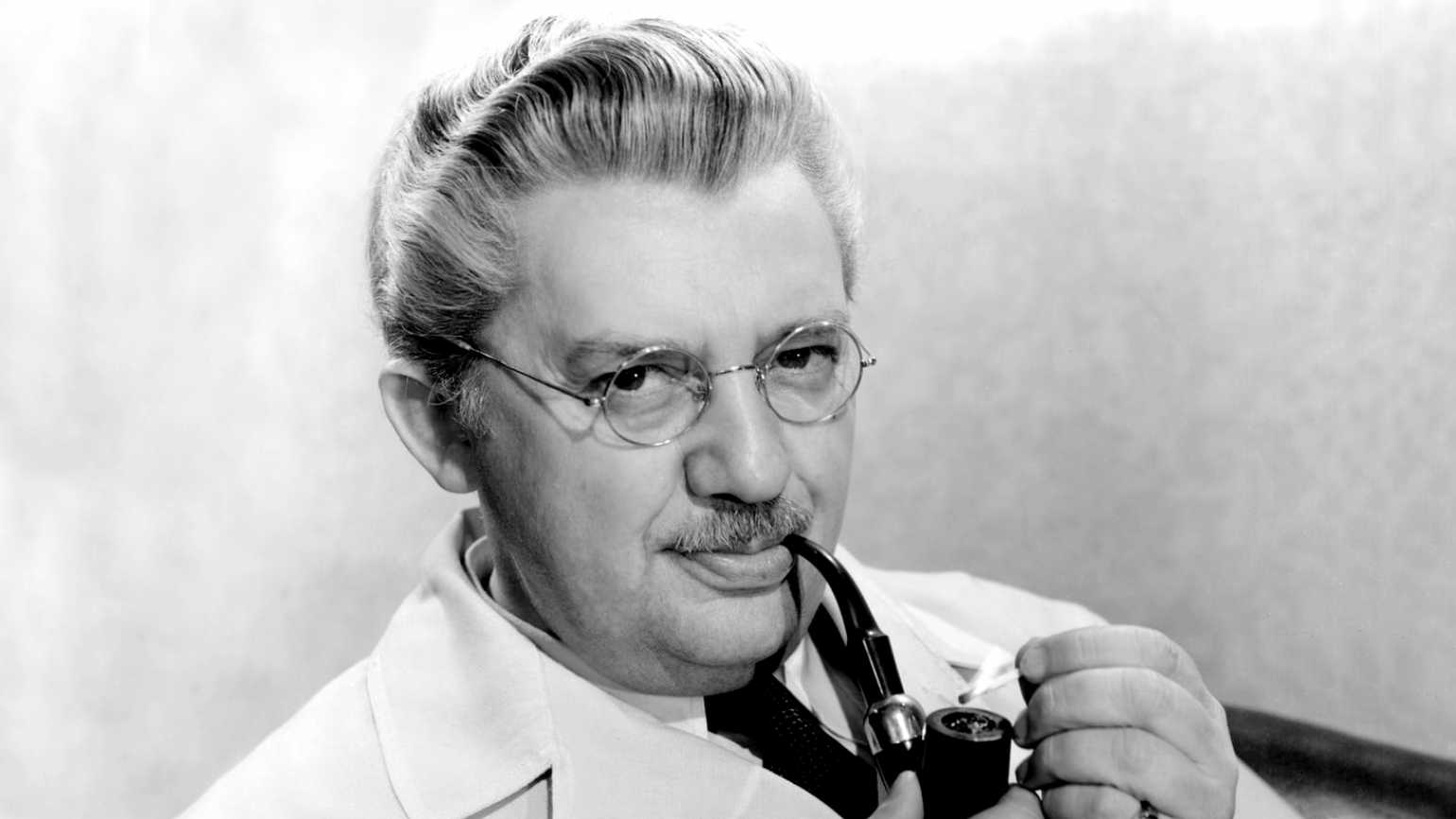 Actor Jean Hersholt
